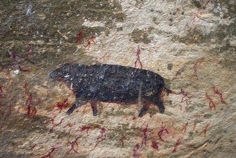 Rain-bull-with-buffalo-features