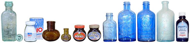 antique-bottles