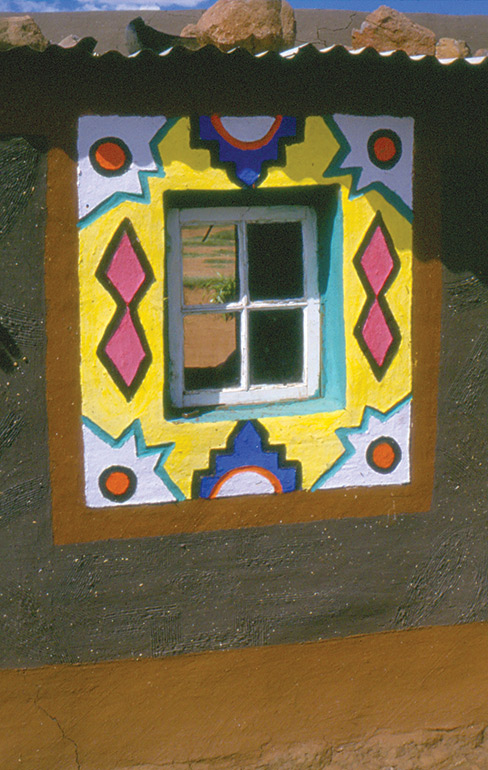patterns-around-windows