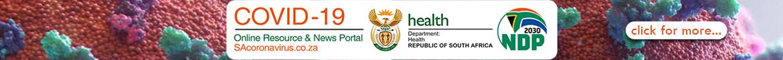 COVID-19 Corona Virus South African Resource Portal